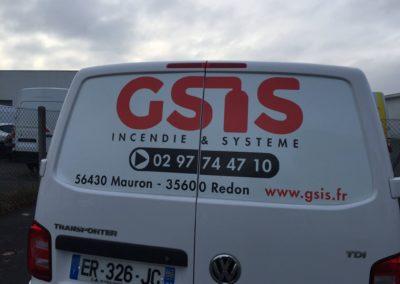 p2id magnétique véhicule GSIS